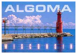 Algoma, WI, where dreams are made.