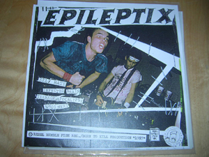 Epileptix - Self Hate - color back