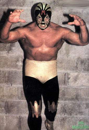 The ultimate luchador, Mil Mascaras