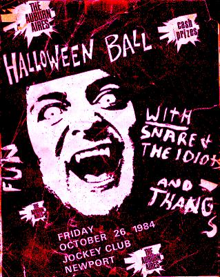 Halloween Ball 1984